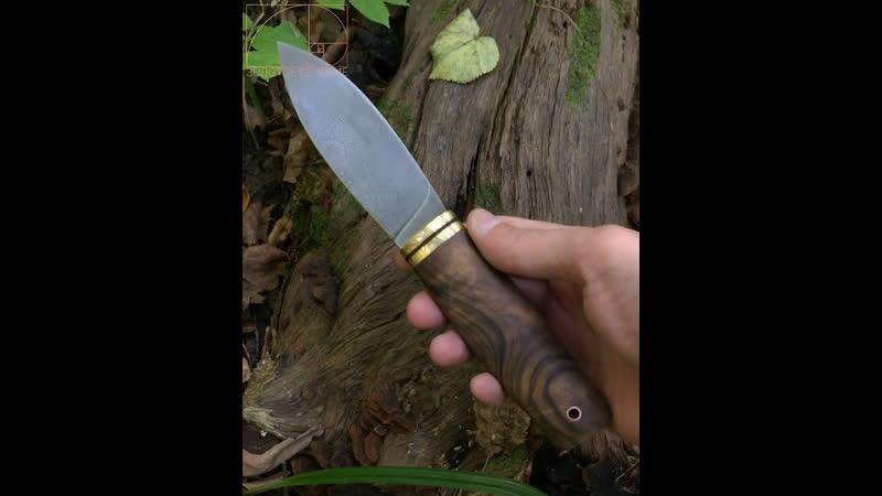 Промысловый нож «Беличий»