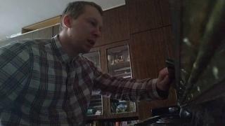 Алексей Талалаев пианист читает статью 4 учения об Иисусе Христе писателя Льва Николаевича Толстого