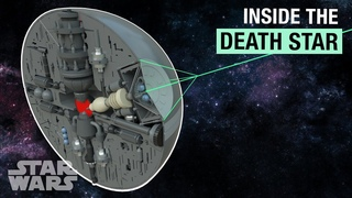 Star Wars:  Inside the Death Star