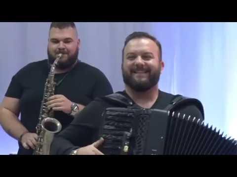 Borko Radivojevic i Vojkan Jovic KOBRE - Kolo -RTV MLAVA novogodisnji program 2019.