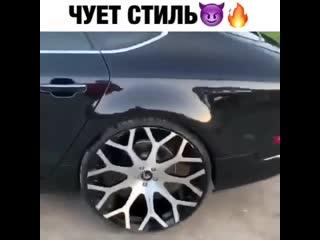 Страшно представить, как бы он ездил по Российским дорогам