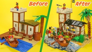 10 Ways to LEVEL UP Your LEGO CREATIONS