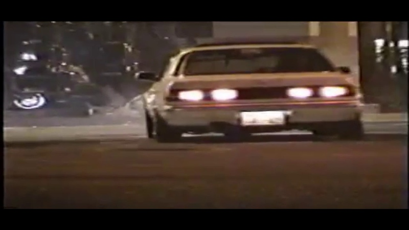 DriftWave 夜走る