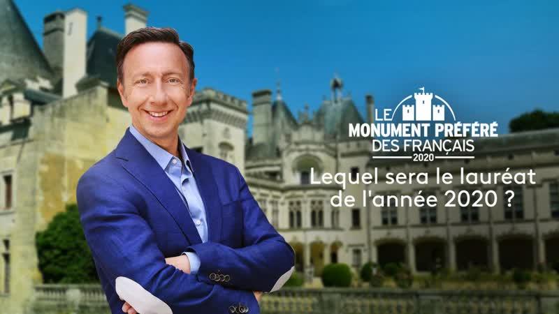 Le monument prefere des Francais 2020 Любимые памятники французов с субтитрами