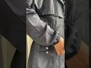 ★Avoogue Womens Rain Coat Lightweight Hooded Long Raincoat Outdoor Breathable Rain Jackets