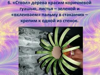 Онлайн мастер-класс Топиарий «Райское дерево»