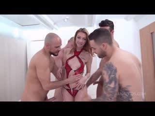 Chanel Kiss [Blowjob,sex,HD,New,Anal,Анал,Redhead,Рыжие,tits,Cиськи,Double penetration,orgy,Оргия,Ass,Жопа,Cumshot,Porn,2021]