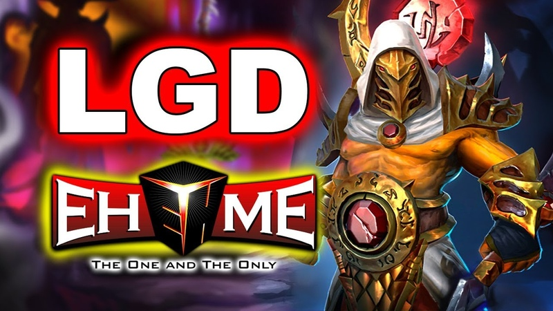 LGD vs EHOME - Game of The Day - China PRO League DOTA 2