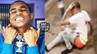 YBN Almighty Jay Jumped & Chain Snatched in NY + Locals Show off Chain