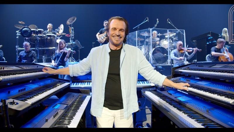"Yanni - ""Santorini"" Live from soundcheck in Al Ula, Saudi Arabia 02-06-20_UHD 4k"