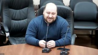 Разработчик вакцины  Спутник V  Денис Логунов отвечает на вопросы сотрудников ЕвроХима