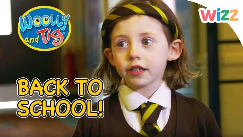 Woolly and Tig Back To School Special Full Episodes Toy Spider Wizz TV Shows for Kids