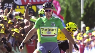 TDF 2016 Stage 11 | Insane breakaway by Peter Sagan, Froome, Thomas and Bodnar