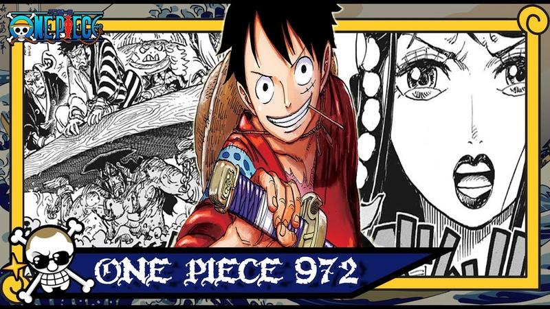 One Piece 972 Que eu Ferva Pois é esse quem eu sou Oden