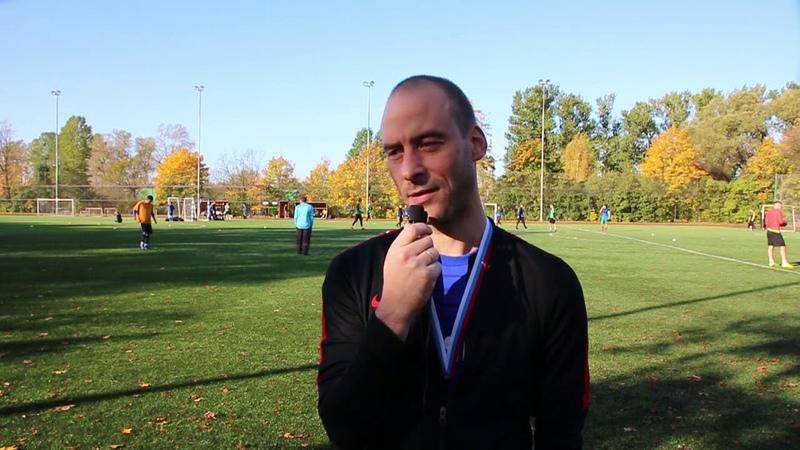 БелАЗ послематчевое интервью
