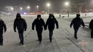 В Карачаево-Черкесии полицейские нашли потерявшихся на горнолыжной трассе детей