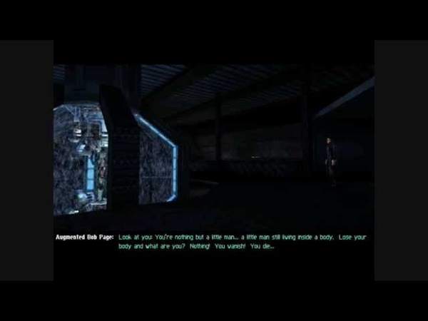 Deus Ex - I will burn like the brightest star...