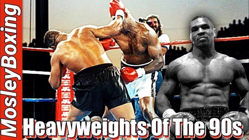 Mike TYSON vs Henry TILLMAN The Road Back FULL FIGHTS