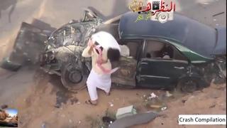 Смертельные и страшные аварии, снятые на видео регистратор !!! Осень 2016 fatal accident
