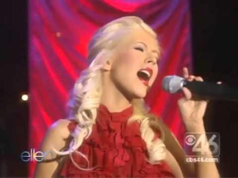 Herbie Hancock ft Christina Aguilera A Song for You Live at Ellen 2005 смотреть онлайн без регистрации