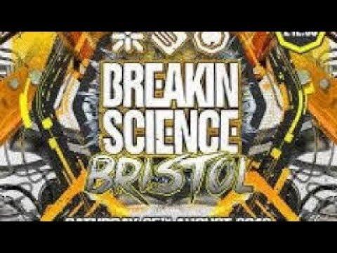 BROCKIE NICKYBM SKIBA SHABBA @ BREAKIN SCIENCE BRISTOL HQ