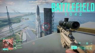 Battlefield 2042 playtest gameplay part 1