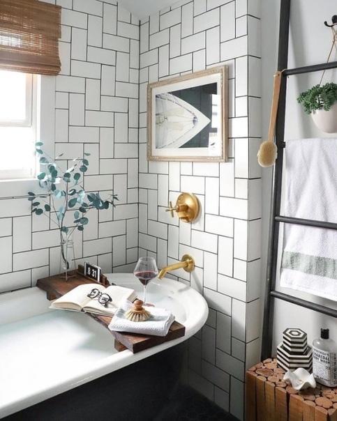 bathroom subway tile designs - 736×918