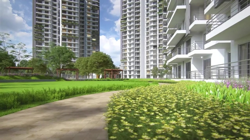 Godrej Meridien Walkthrough Best Residential Property in Gurgaon