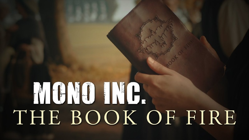 MONO INC. - The Book of Fire (Official Video)