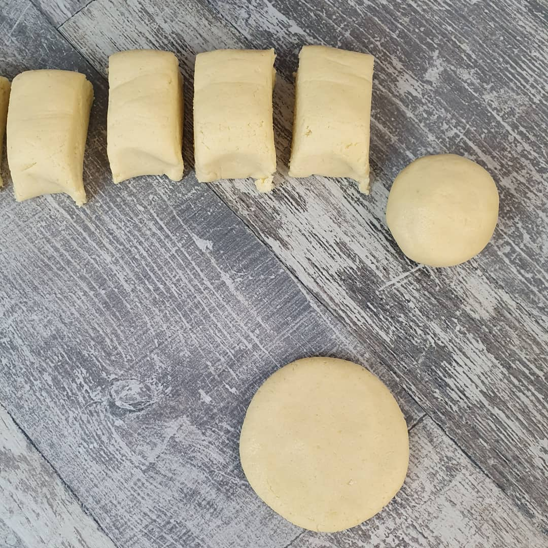Рецепт супер полезного печенья на сковороде