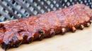 Ребрышки Лучший заменитель шашлыка Съел и обалдел Barbecue ribs