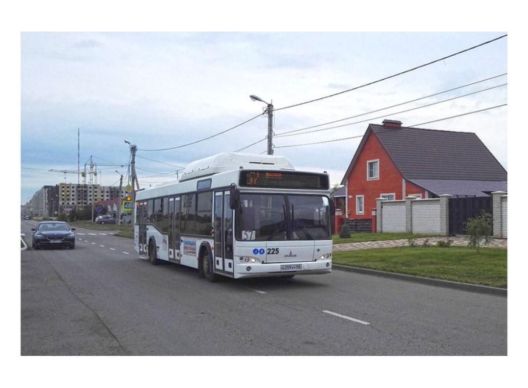 Три автобуса изменят маршруты движения в мкр Радужный