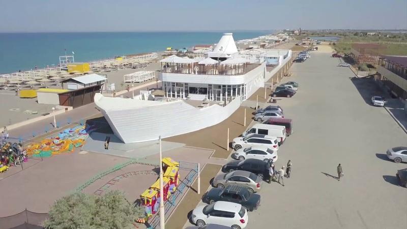 New Miami Beach Новофёдоровка Палуба Аквилон Crimea DJI