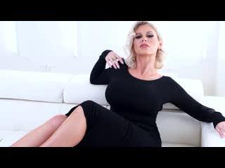 Трахнул зрелую блондинку в рот и между сисек, POV sex milf mature porn mom ass tit boob HD cum (Инцест со зрелыми мамочками 18+)