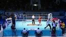 Men's Fly 52kg Quarter Final Shahriyor AKHMEDOV TJK vs Misha ALOIAN RUS