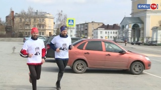 Из Москвы в Чечню через Елец: московский адвокат совершает пробег в честь Героя России Ахмата