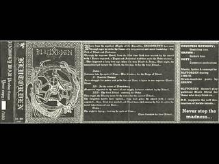 Blutorden - Nazistic Vampyr (Blutorden Demo 1997)