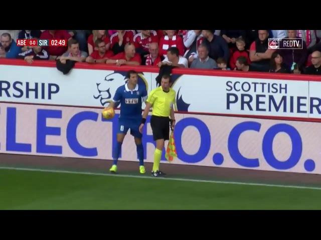 Aberdeen F C 1 1 NK Široki Brijeg Full match