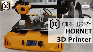 Artillery HORNET 3D Printer - Une imprimante 3D Simple et de bonne qualité - Unboxing