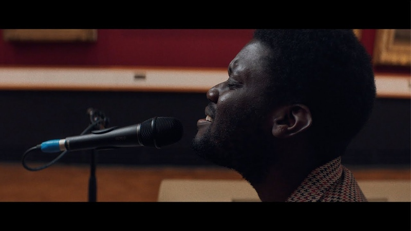 Michael Kiwanuka - Solid Ground (Live at the VA)
