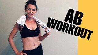15 MIN TOTAL CORE/AB WORKOUT - SIX PACK WORKOUT
