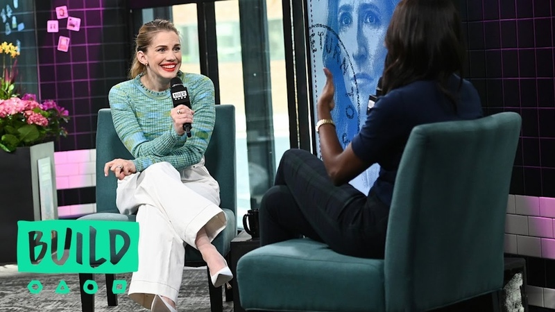Anna Chlumsky Chats About The Final Season Of The HBO Show Veep