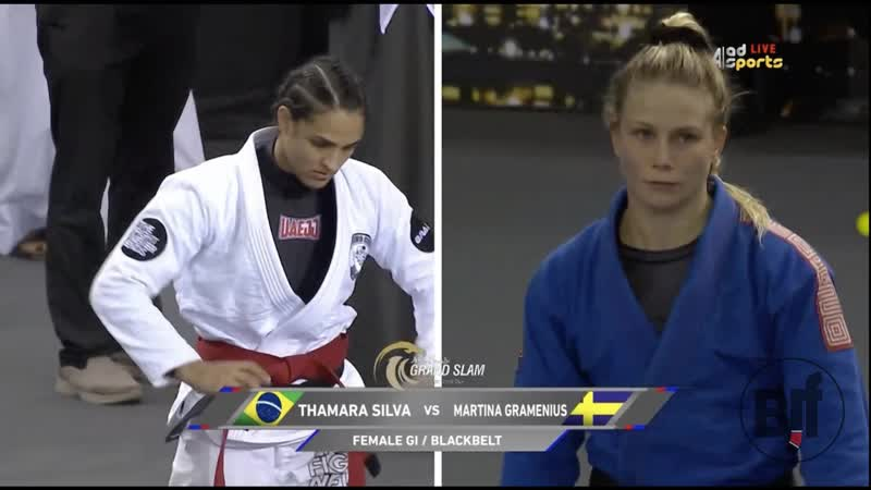 Thamara Silva vs Martina Gramenius