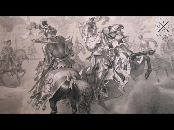 An introduction to fighting from horseback with Arne Koets
