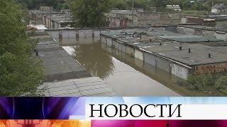 Режим чрезвычайной ситуации из-за подтоплений введен еще в двух районах Приморского края.