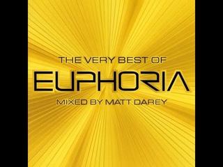 The Very Best Of Euphoria: Mixed By Matt Darey - CD2