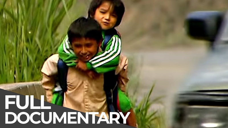 Most Dangerous Ways To School   BOLIVIA   Free Documentary
