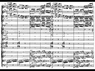 Symphony No.5 Heroic by Alexander Glazunov (Audio + Full Score)