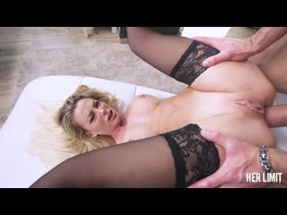 Isabelle Deltore Luca Ferrero Beautiful babe gets her holes destroyed