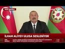 İlham Aliyev: Topraklarımızı Kurtarmaya Başlayınca Bize Baskı Uyguluyorlar. Ben 1 Aydır Susuyordum